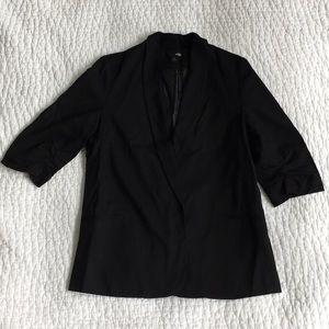 Black blazer by Aqua // Large